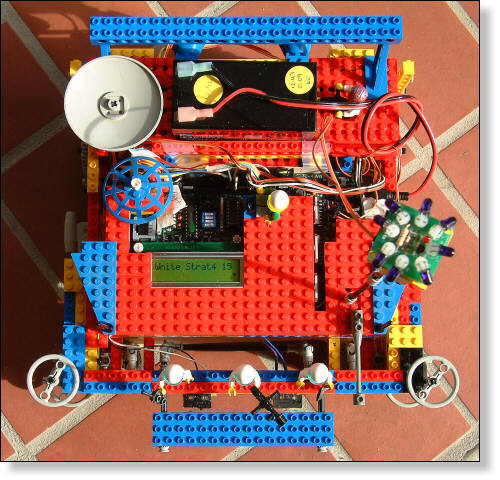 Wide Skill Spectrum by Building a Robot